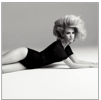 January Jones, Interview Magazine